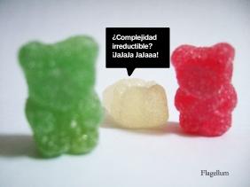 Complejidad irreductible, irreducible complexity Ja Ja Ja